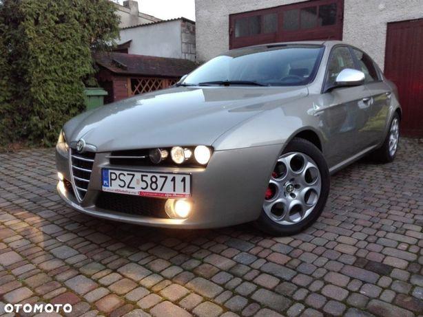 Alfa Romeo 159 ALFA ROMEO 159 przebieg 112500.
