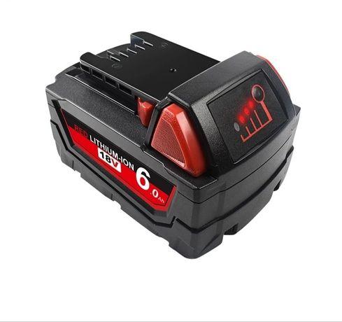 Bateria do urządzeń Milwaukee M18 6.0ah 18v