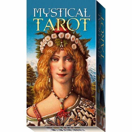 Карты Таро / Mystical Tarot Lo Scarabeo / Мистическое Таро / Оригинал