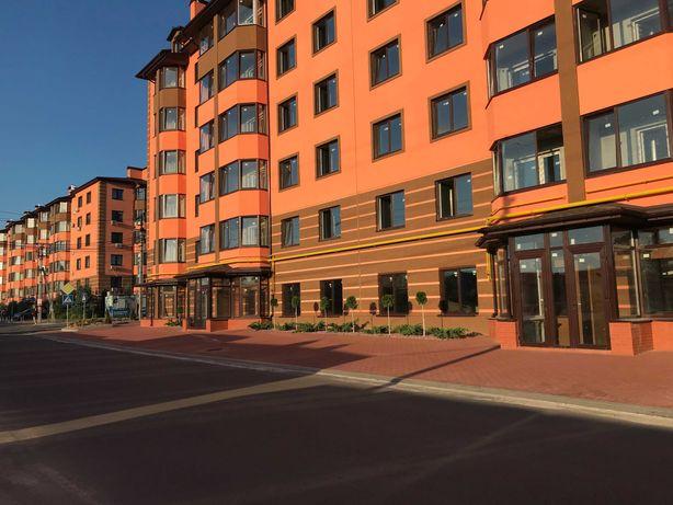 Сдам в аренду фасадное помещение 98м2 в ЖК Волошковий, 35 кВт!!!