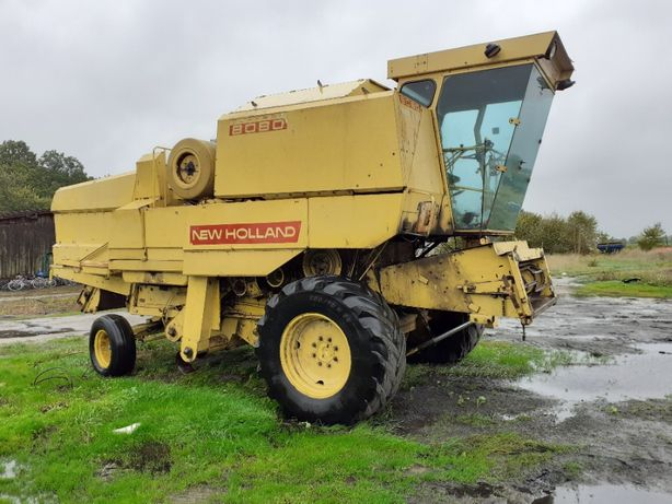 Kombajn New Holland 8080