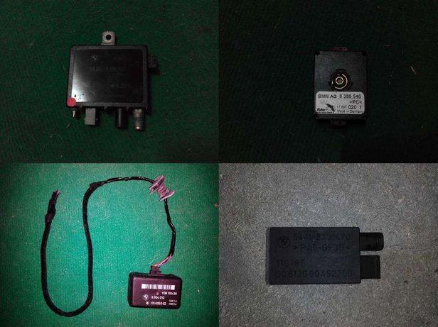 Air Bags, Centralinas e Sensores BMW 330D E46 - 184cv - 2000