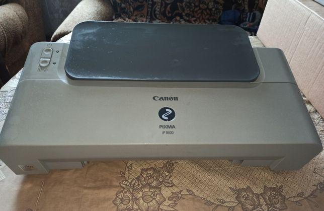 Принтер Canon Pixma iP1600 на запчасти или восстановление