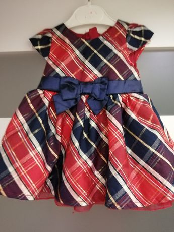 Sukienka elegancka r. 62 Smyk idealna