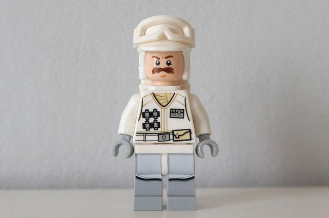 Lego figurka ludzik Star Wars - Hoth Rebel Trooper White - sw0760