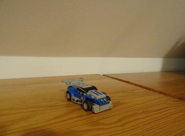 Lego Racers wyścigówka B4V McDonald's