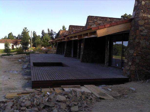 Construção (todo o tipo de trabalhos construção civil)
