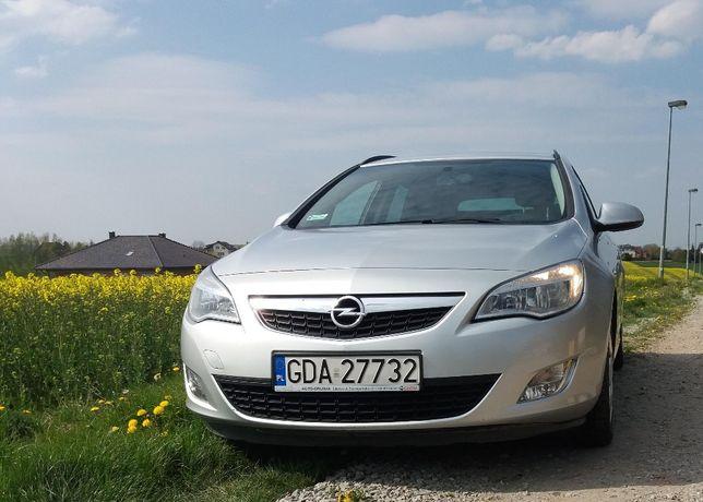 Opel Astra J 2011 1.7 CDTI Sport Tourier
