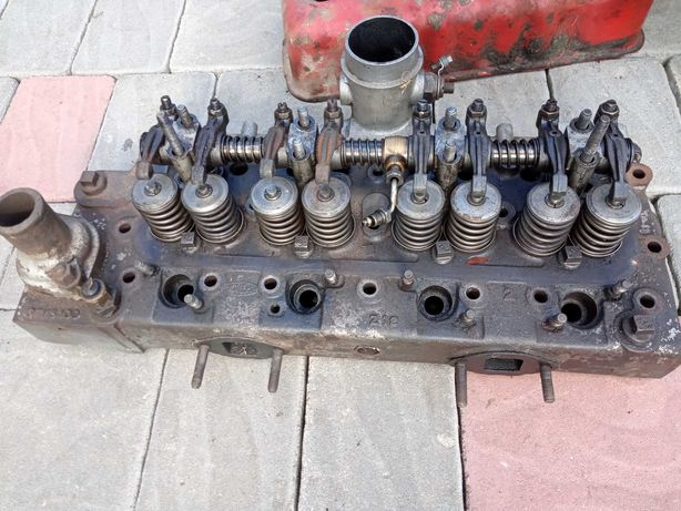 Продам головку на двигатель Perkins 4.107, 4.108
