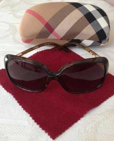Женские солнцезащитные очки Burberry и Chanel