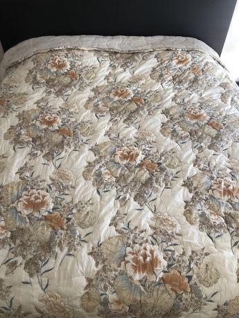 Edredon  meia estacao para cama king size