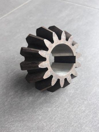 Koło zębate stożkowe Z14 zgrabiarki KRONE KW 5.50, KW 7.70