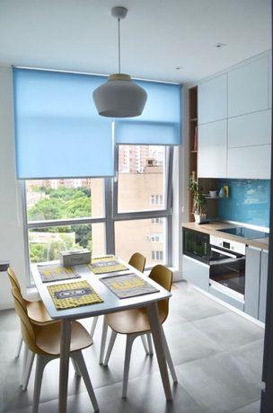 Кухня-столовая и 2 комнаты. Мебель и техника. ЖК Гольфстрим. Аркадия