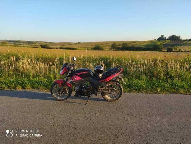 Motorower Zipp X race