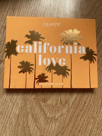 Colourpop california love cienie