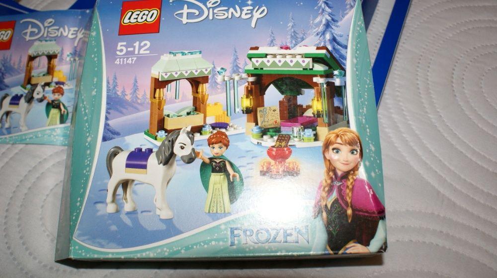 Lego disney sniegowa przygoda 41147 + mini zestaw Ustka - image 1