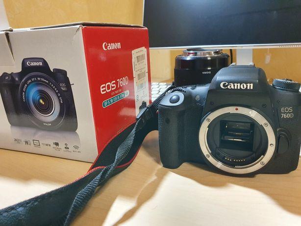 Canon 760D Body в идеале