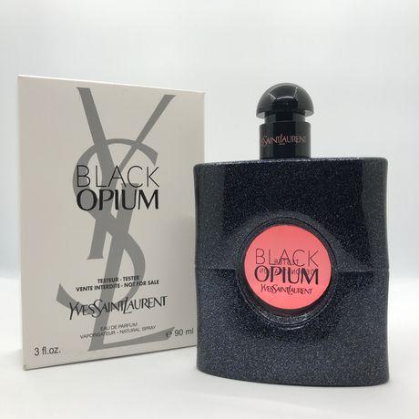 YSL Black Opium Yves Saint Laurent Оригинал Блек Опиум Духи Опіум Test