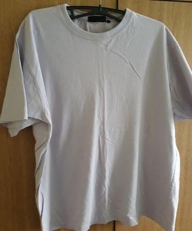 Sprzedam bladoróżowy T-shirt męski rozmiar L Białystok