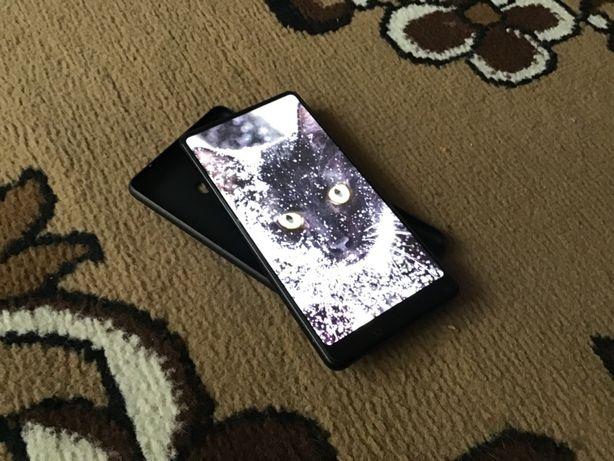 Безрамочный флагман Xiaomi Mi Mix 2 6/64GB Black