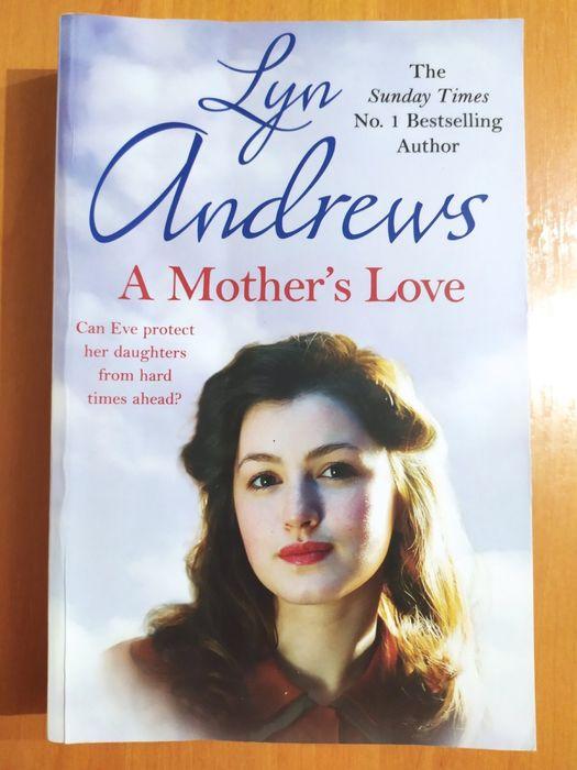 """Книга англійською. Lyn Andrews """"A Mother's Love"""" книжка Владимир-Волынский - изображение 1"""