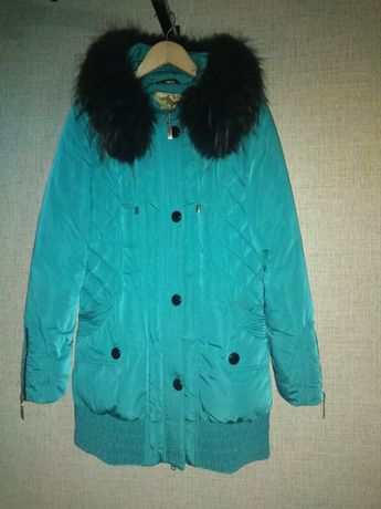 Куртка пуховик пальто зима