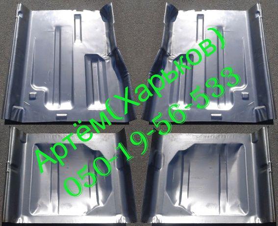 Пол днище ремонтные вставки ВАЗ 2101,2102,2103,2104,2105,2106,2107
