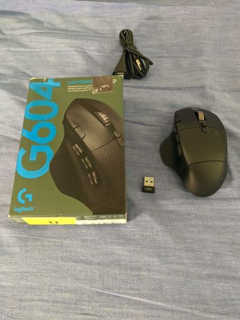 Rato Logitech G604 LIGHTSPEED Wireless