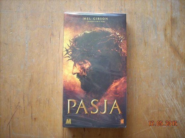 Filmy Video VHS PASJA Mel Gibson Jan Paweł II i inne