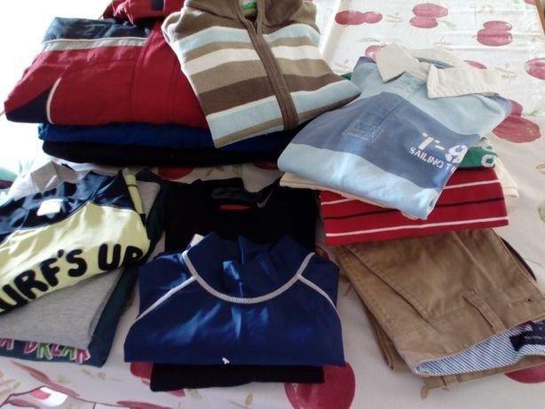 Conjunto de roupa para menino