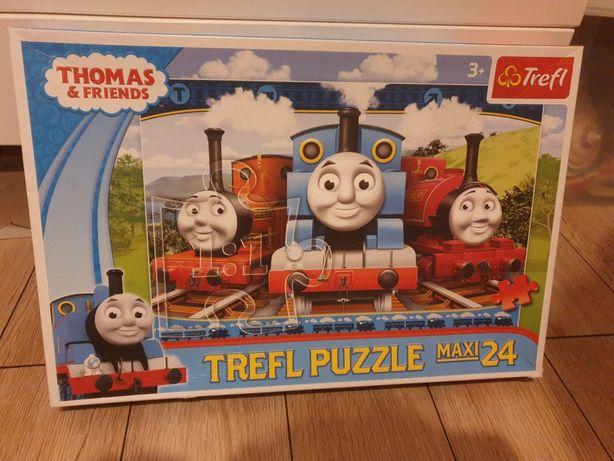 Puzzle 3+ Tomek i przyjaciele