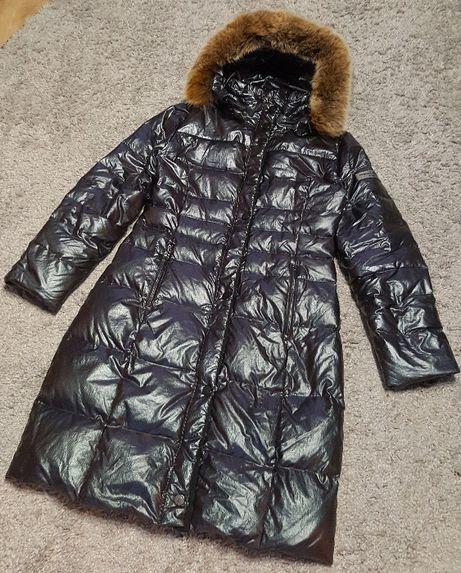 Оригинал.яркая,фирменная,теплая куртка-пуховик frieda&freddies