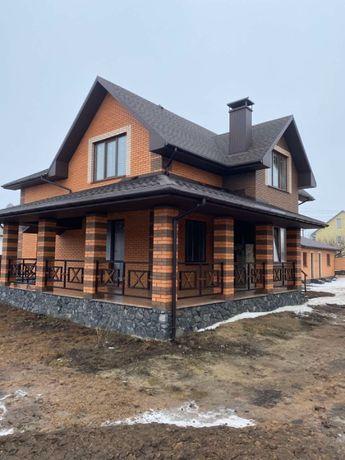 Продам новый 2-эт дом г.Полтава р-н Рыбцы ул. Агитационная 23а
