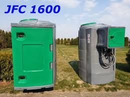 Zbiornik dwupłaszczowy ON 1600 L