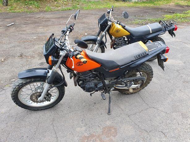 Yamaha TW 125 x2 dwie sztuki pakiet
