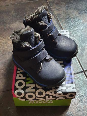 Ботинки Woopy Fasshion 24 р.