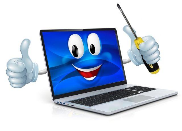 Ремонт, обслуживание пк и ноутбуков