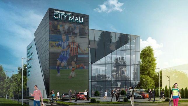 Площади в новом торгово-офисном центре европейского образца