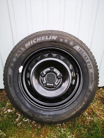 Opona z felgą 195/65 R15 Michelin 2015r.