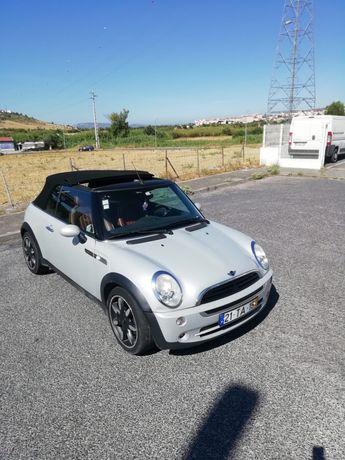 Mini cooper segue para venda