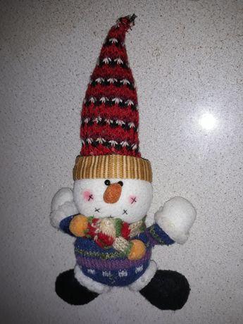 Снеговик на ёлку