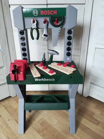 Warsztat, narzędzia dla dziecka Bosch