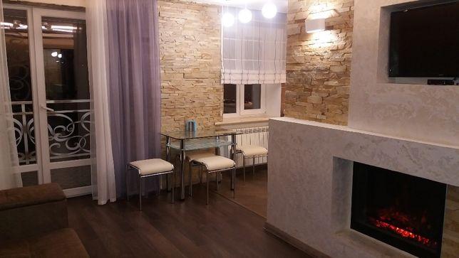 Шикарная квартира в самом центре Хмельницкого посуточно
