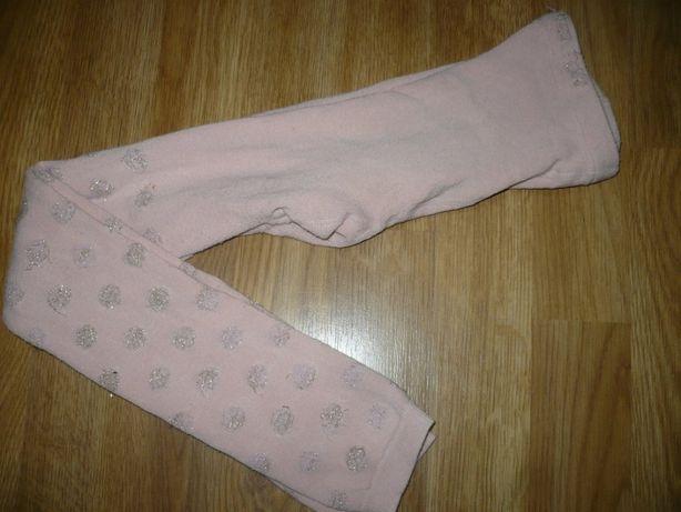 Лосины розовые Melton 116-122р. 70% котон