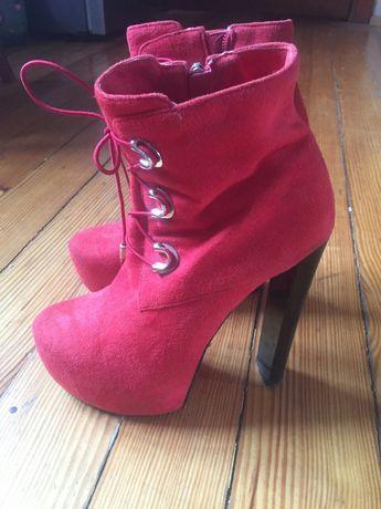 ботинки размер 37