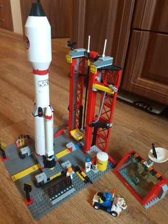 Lego city 3368 Космодром Ракета