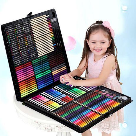 МЕГА БОЛЬШОЙ набор для рисования на 258 и 150 предметов!