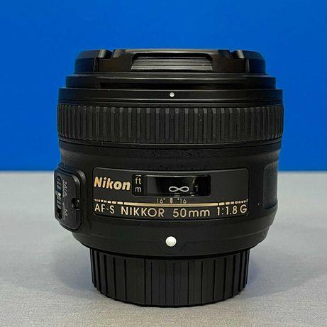 Nikon AF-S 50mm f/1.8G