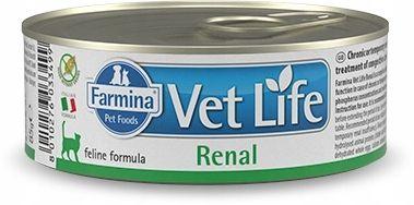 Vet Life Cat Renal 85g Puszka