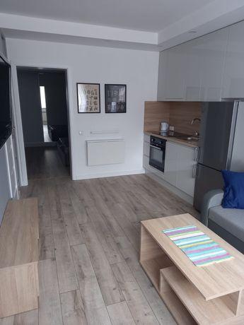 Nowe mieszkanie 37m parter 2 pokoje kompletnie wyposażone